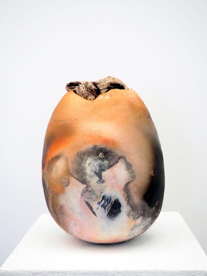 Ei mit Holz
