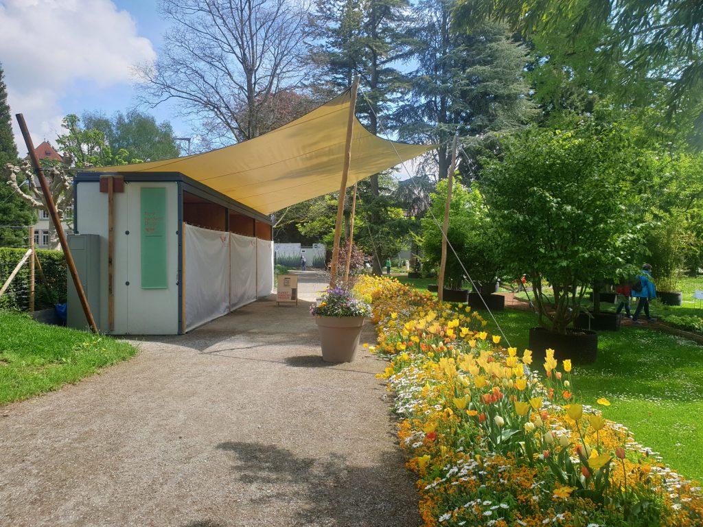 Landesgartenschau Überlingen / Pavillion BDK