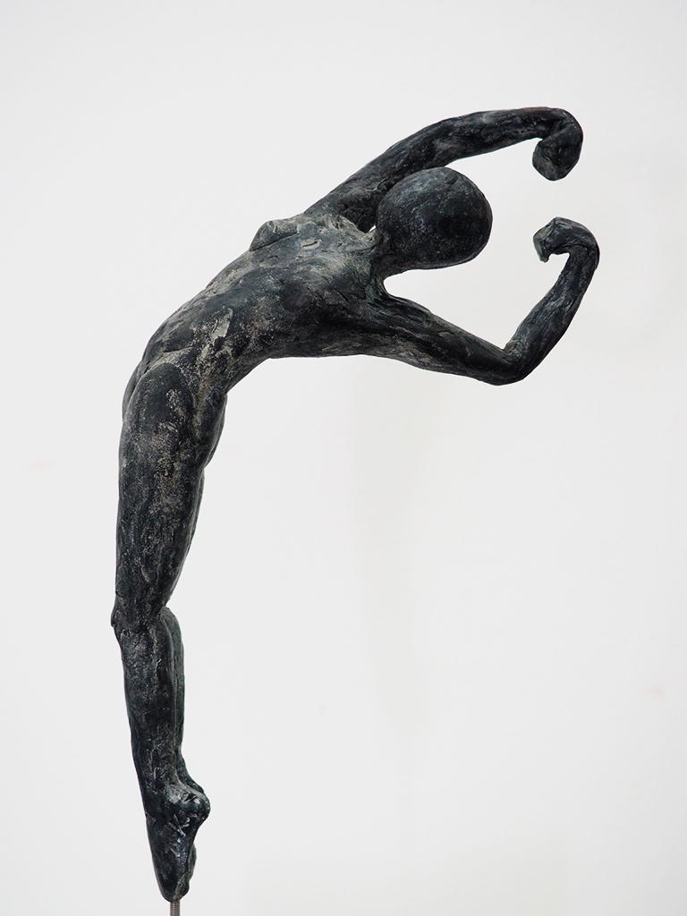 Turmspringerin